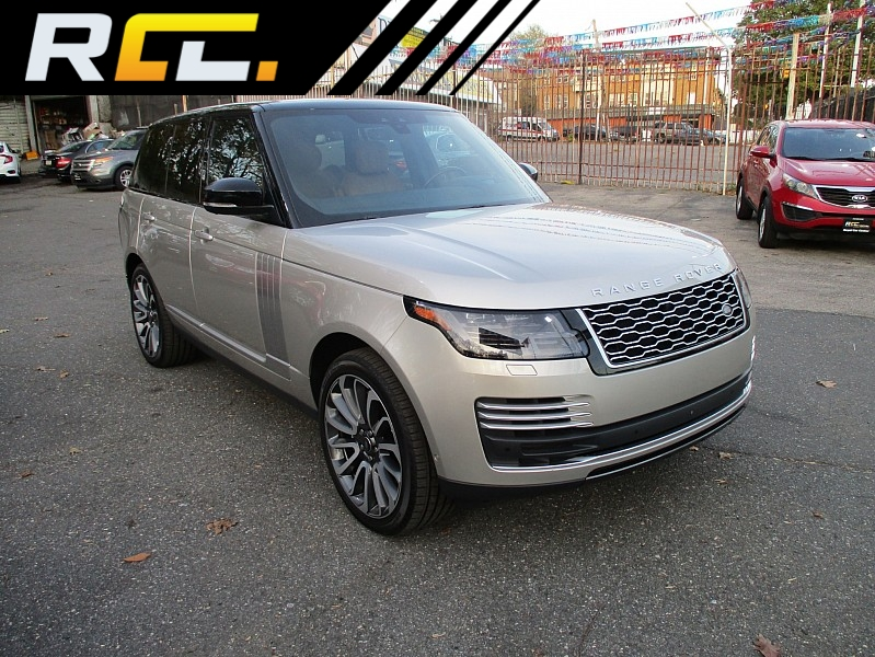 Used 2018  Land Rover Range Rover 4d SUV 5.0L SC Autobiography at Royal Car Center near Philadelphia, PA