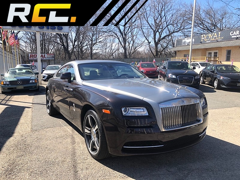 Used 2016  Rolls-Royce Wraith 2d Coupe at Royal Car Center near Philadelphia, PA