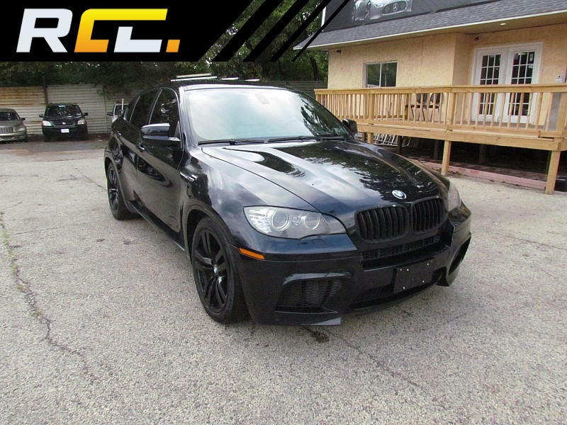 Used 2010  BMW X6 M 4d SAC at Royal Car Center near Philadelphia, PA