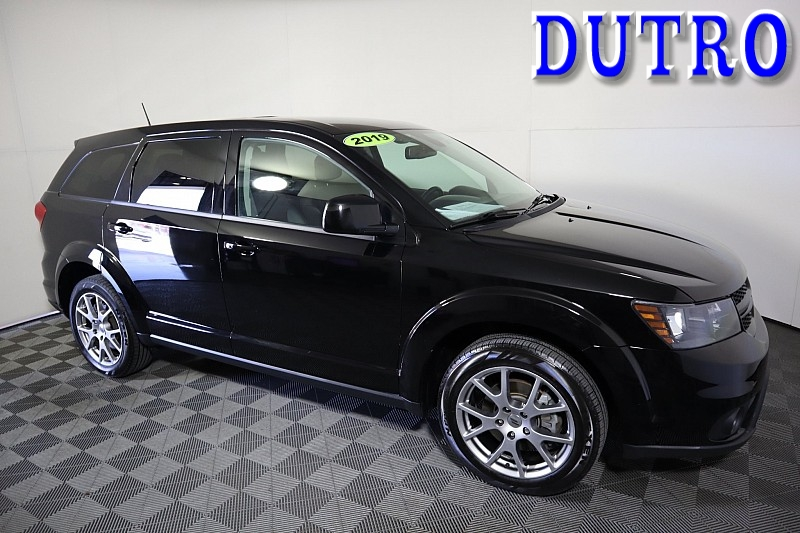 Used 2019  Dodge Journey 4d SUV AWD GT at Graham Auto Mall near Mansfield, OH