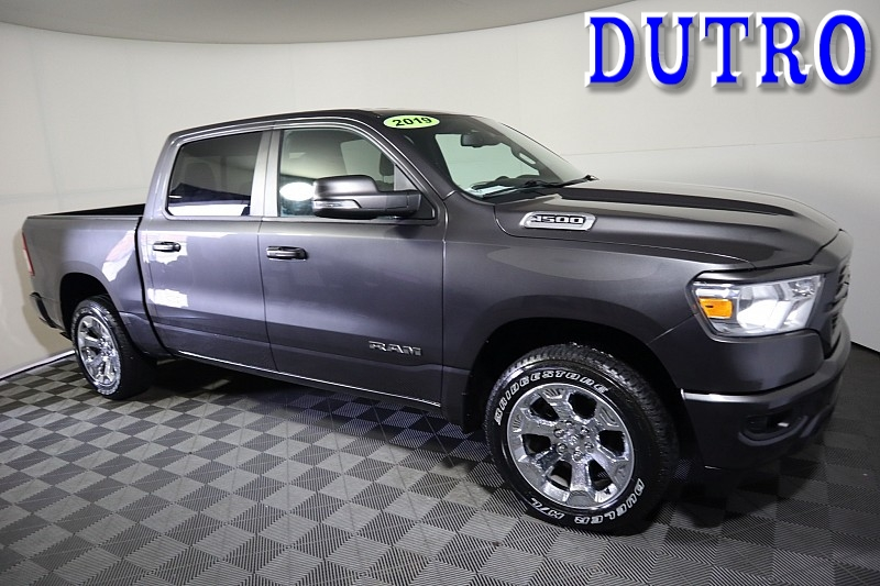 Used 2019  Ram 1500 4WD Crew Cab Big Horn/Lone Star at Graham Auto Mall near Mansfield, OH