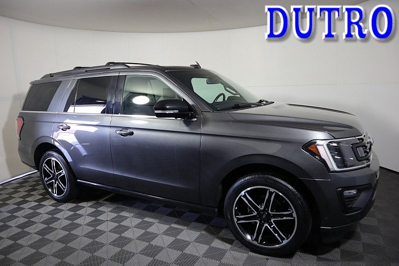 Used 2019  Ford Expedition 4d SUV 4WD Limited at Dutro Auto near Zanesville, OH