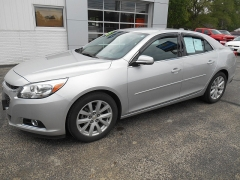 Used 2015 Chevrolet Malibu 4d Sedan LT w/2LT at JC Carey Motors near Savanna, IL